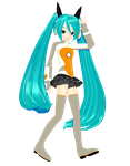 .: DL Series :. ODDSANDENDS Miku Hatsune by Duekko