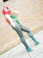 Poison Ivy Cosplay IV by YutarnaThetys