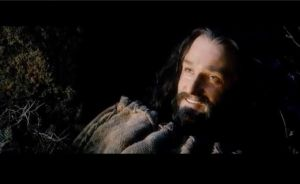 Thorin Oakenshield Screenshot- Smile by Goldie4224