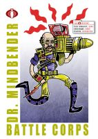 G. I. Joe Fan Art: Dr. Mindbender by ehudsbloodysword