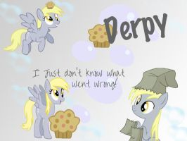 Derpy Hooves wallpaper by poprocks249