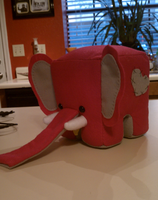 Sugarcubes: big elephant by sugarcubeanimals
