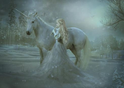 The Unicorn Song by charmedy