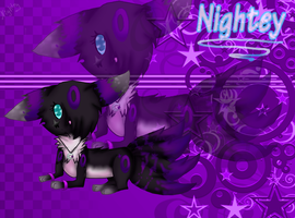 Nightey Wallpaper by Nougatuu