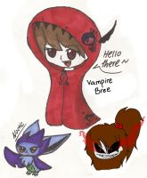 Vampire Bree? and Noctic by Pandonic