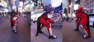 Street Fighter: M. Bison by TheSpazOutLoud