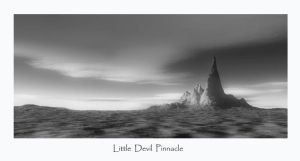 Little Devil Pinnacle by kaiack