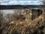 Hudson Palisade Cliff by steeber