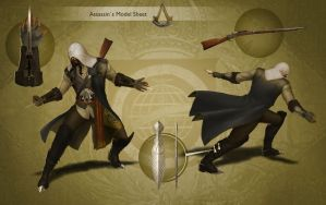 Assassin`s Creed Brasil: Fight For Republic parte2 by ROD-Windt