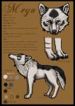 Character Sheet no. 1_Meya by Sally-Ce