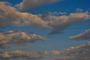 Clouds and Sky stock by KEArnold