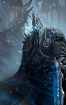 Lich King by Misfortuneee