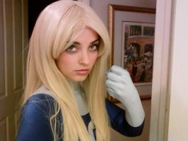 Invisible Woman by Vonabell