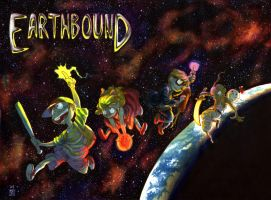 Earthbound by el-roacho