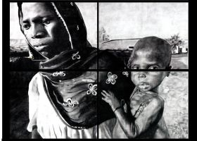 Poverty by AZIZA-FEMI