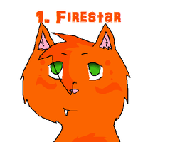 1. Firestar REDO by RavenfeatherForever
