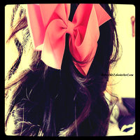 Pink Bow by Labrinth63