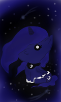 Baby Luna by Auqamarinealicorn