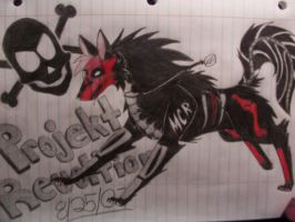 Projekt revolution mcr wolf by BiTTENwolf