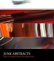 Junk Abstracts pack 1 by avant5-stock