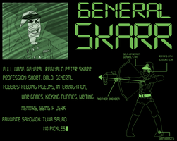 General Skarr's Bio Remake by NEOmi-triX