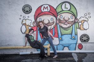 1up by MooneWolfe