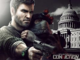 Splinter Cell Conviction by Bontzy123