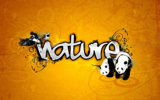 Nature wallpaper by iconhive