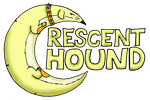 Crescent Hound Logo by HeatherLMartin