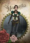 lady mechanika by k-d-art