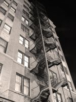 Fire escape by shod