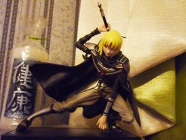Claymore by ClareSnape