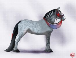 Guild Stallion by dyb