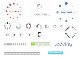 Loading Animated Gif by FreeIconsFinder