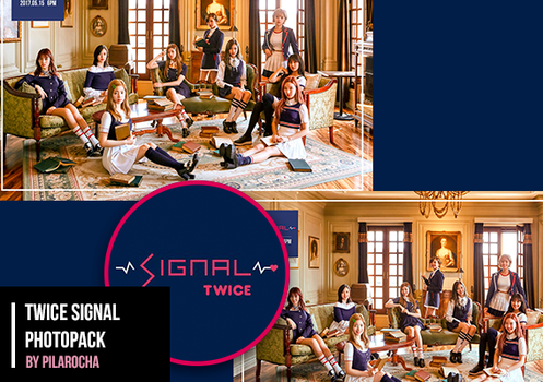 Twice Signal Photopack by pilarocha