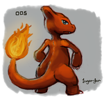 005 - Charmeleon by Sugar-Fen