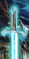Sword of Salvation by isaac77598