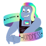 you deserve kindness * su by ghost8oy
