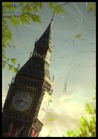 Bombs over London by etwoo