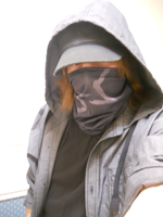 Aiden Pearce cosplay Hooded (Watch Dogs) by Nara-Ousansamaki