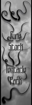 Fune-stock Tentacle pack by Fune-Stock