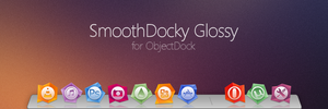 SmoothDocky Glossy by rabra