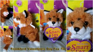 Frankford Valentines Day Fox 7in by Vesperwolfy87