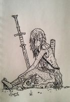 Barbarian by 4a-m