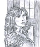 Donna Noble by TheGreenMoon