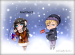 Antartica and Norway: Establishing Relations by LKeiko
