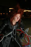 Axle Cosplay by Ratty08