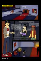 Trapped: Page 2 - quikshadow by WeLoveDP