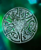 Celtic Silver by indriojan