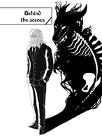 Behind the scenes - Cover by Azzedar-san